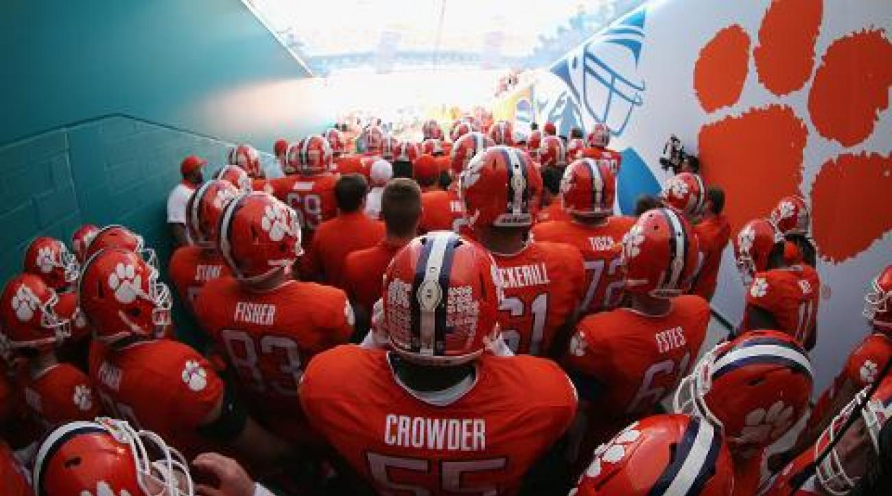 Clemson Tigers keys to victory IMG
