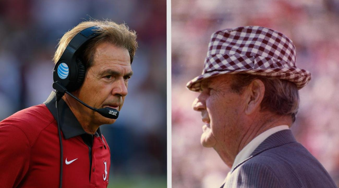 Saban vs. Swinney: Who has most at stake? IMG