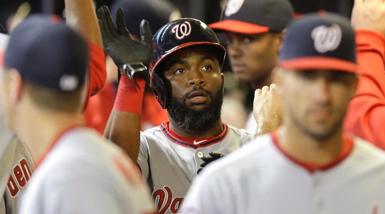 Giants agree to 3-year deal with OF Denard Span IMAGE