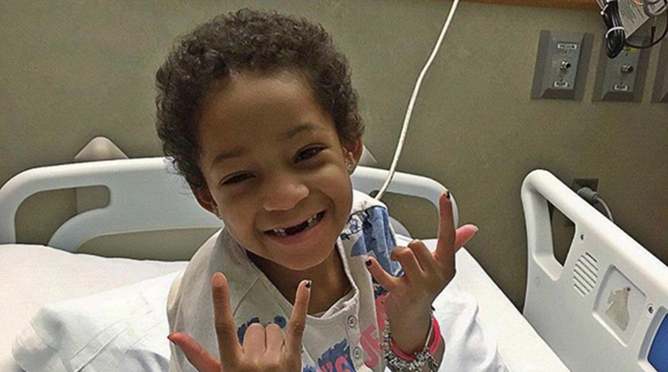 Leah Still to be discharged on Tuesday