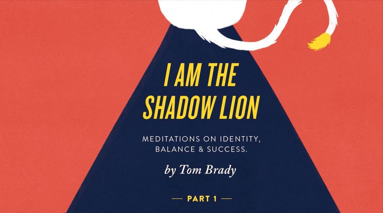 Tom Brady meditates on the stars