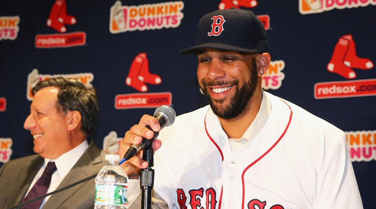 2016 Winter Report Card: Boston Red Sox