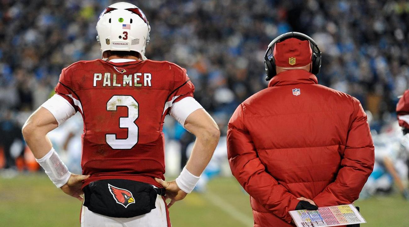 On Further Review: Will Cardinals stick with Palmer at QB?