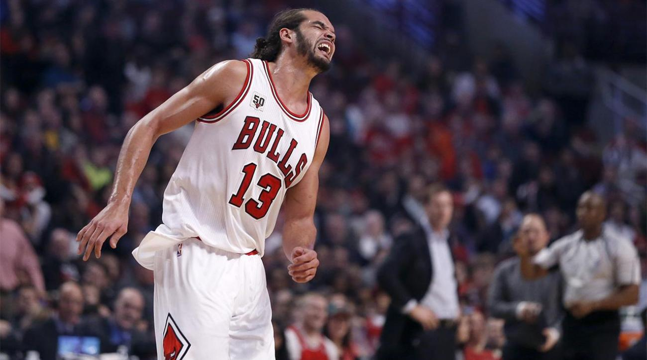Joakim Noah out for season after surgery, hopes to return to Bulls IMAGE
