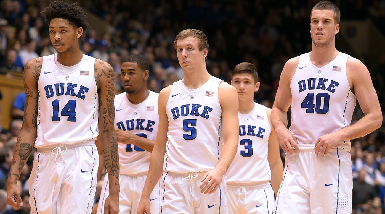 Former Blue Devil Jason Williams on Duke s struggles