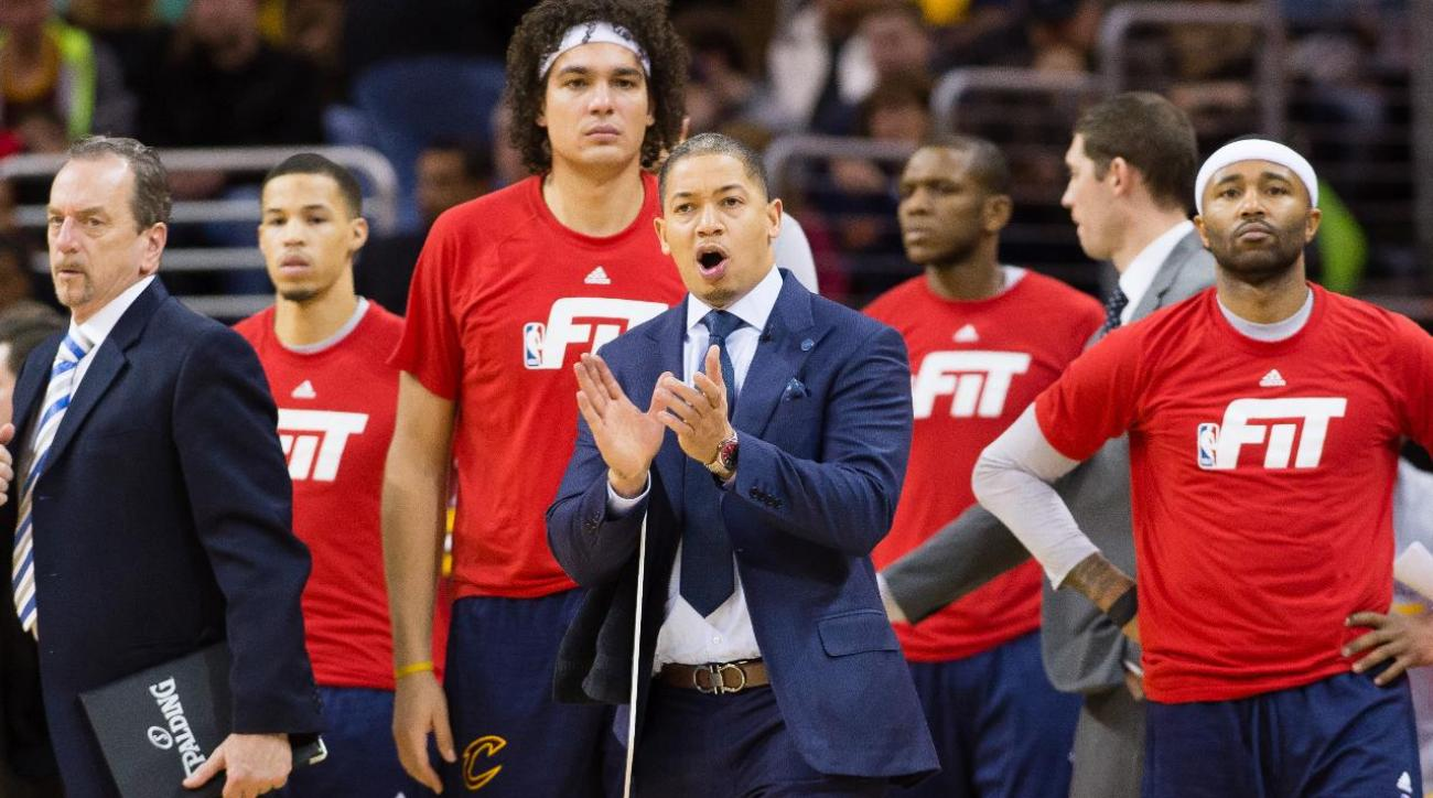 Tyronn Lue will coach the Eastern Conference All-Stars