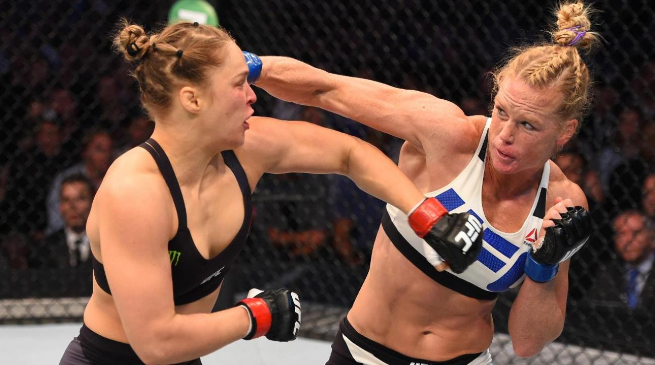 Laila Ali: Holly Holm would beat Ronda Rousey in rematch