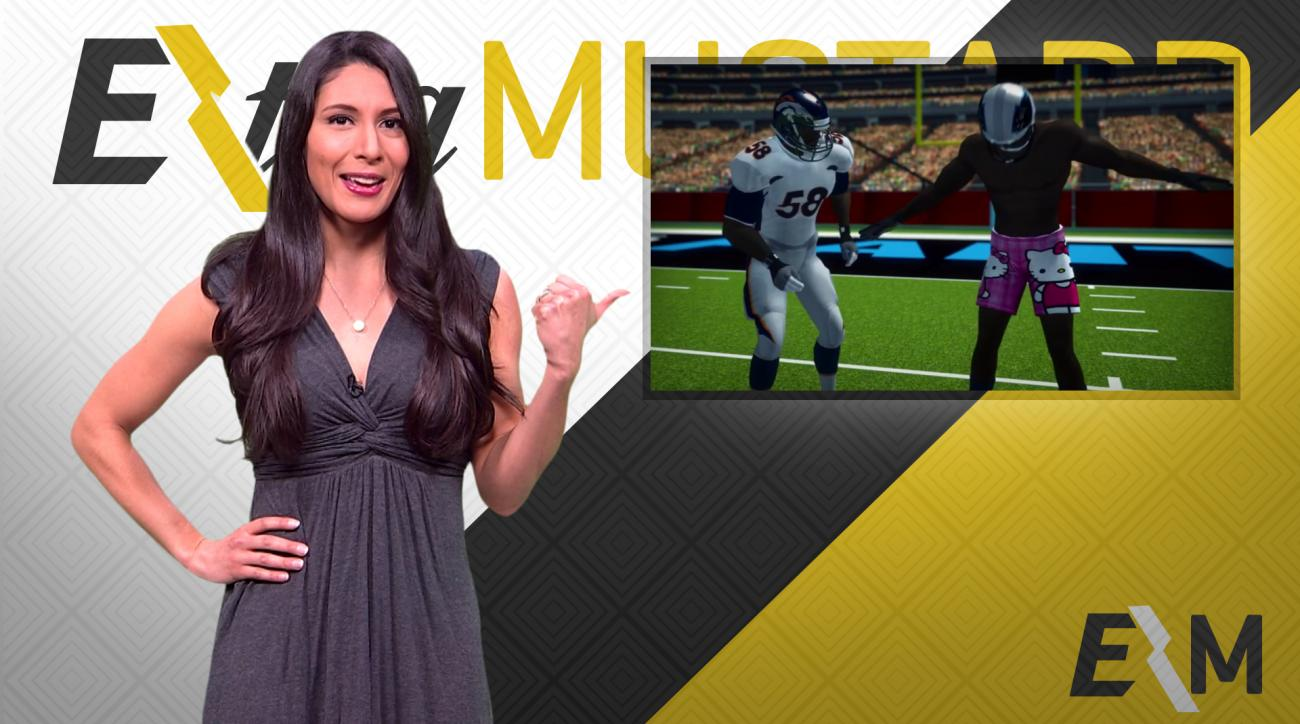 Mustard Minute: Taiwanese Animators' perfect recap of Super Bowl 50 IMG