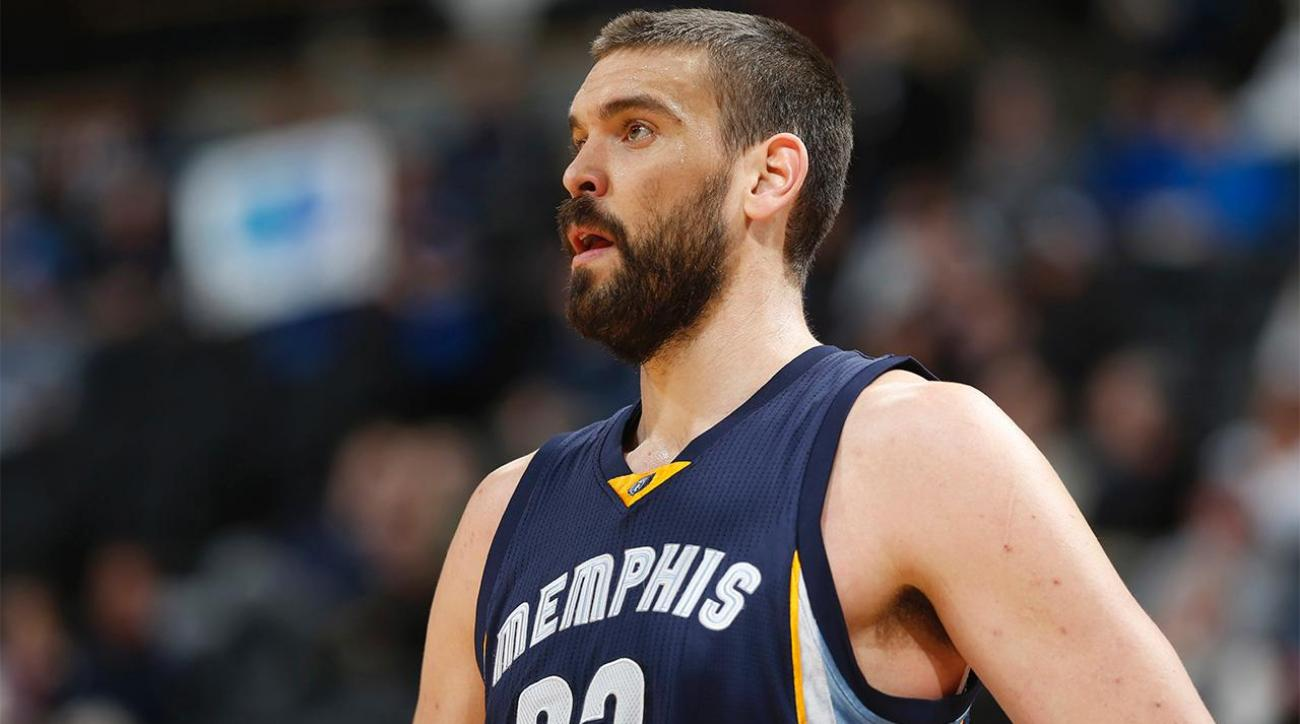 Marc Gasol: Memphis Grizzlies' Playoff Hopes Take Hit After Marc Gasol