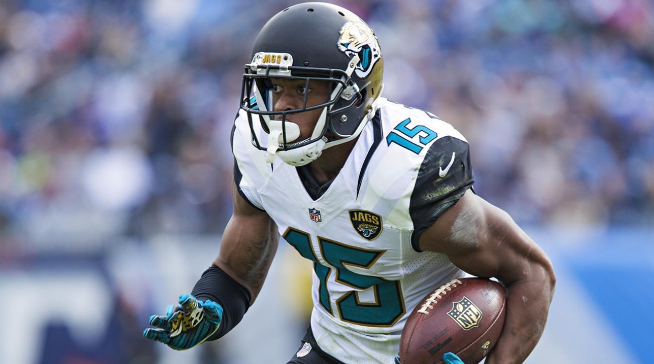Jacksonville Jaguars WR Allen Robinson: Excitement ...