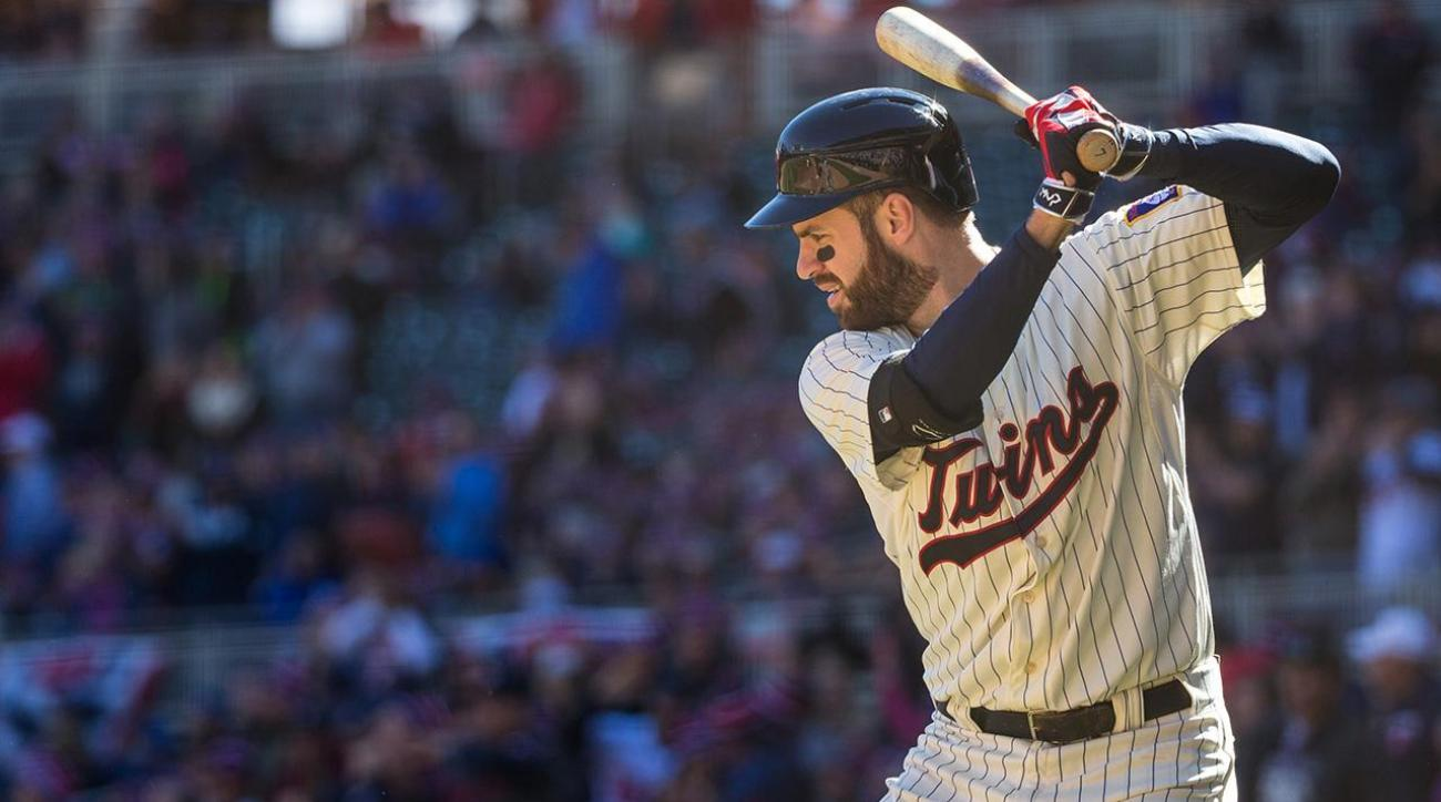 Joe Mauer says concussion affected hitting, blurred vision