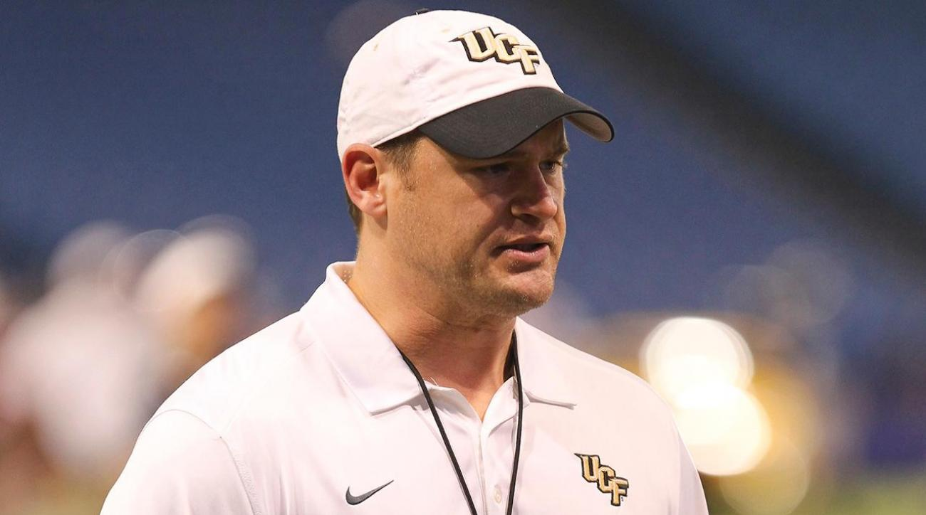 Former UCF OC Brent Key expected to become Alabama OL coach