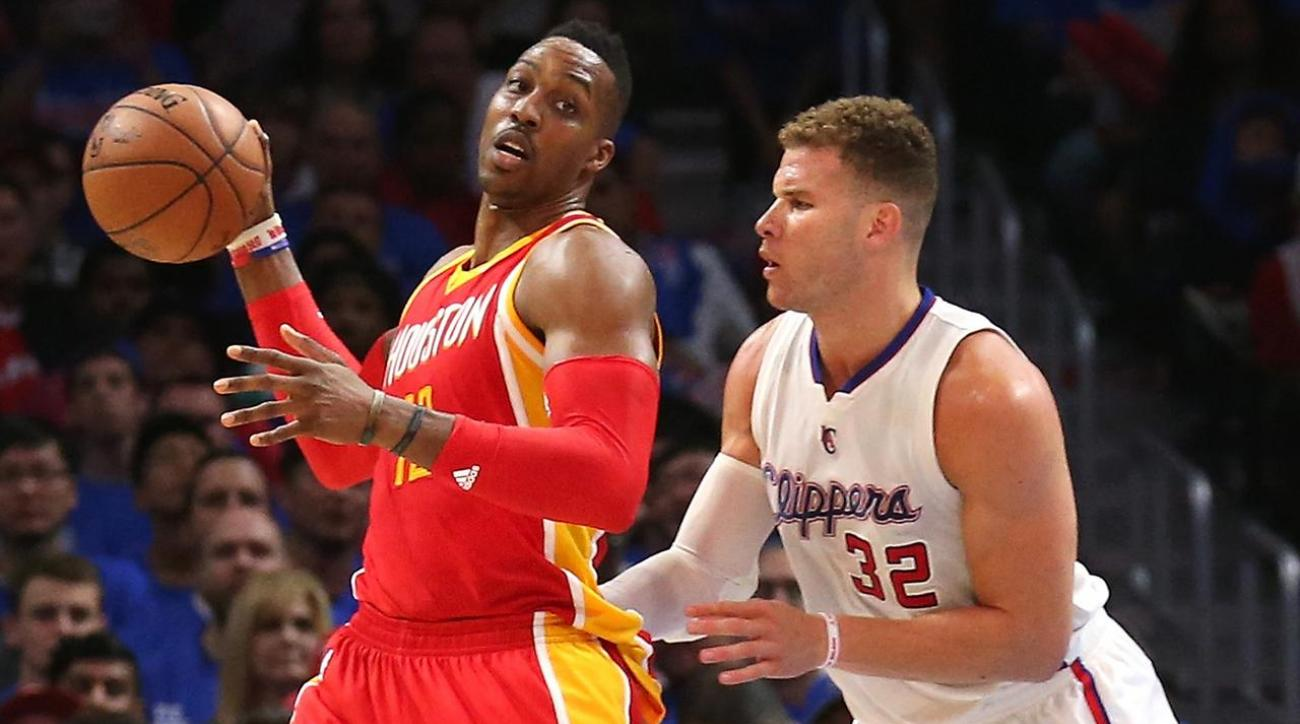 NBA trade deadline Blake Griffin Dwight Howard IMG