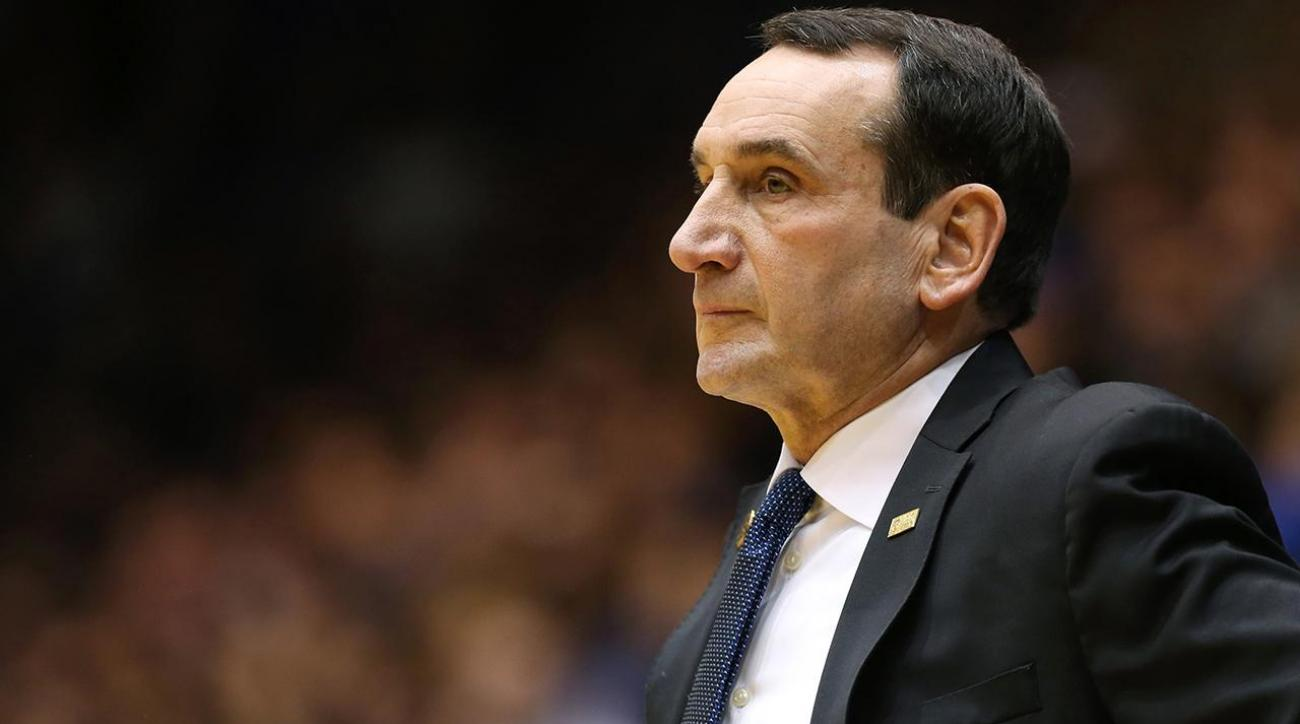 Report: Mike Krzyzewski's health could affect Olympics status IMAGE