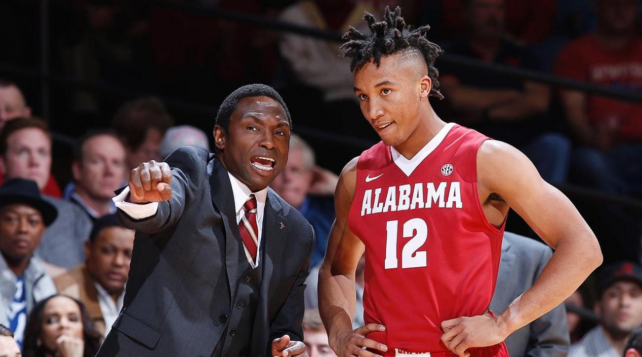 Alabama continues to roll behind Avery Johnson