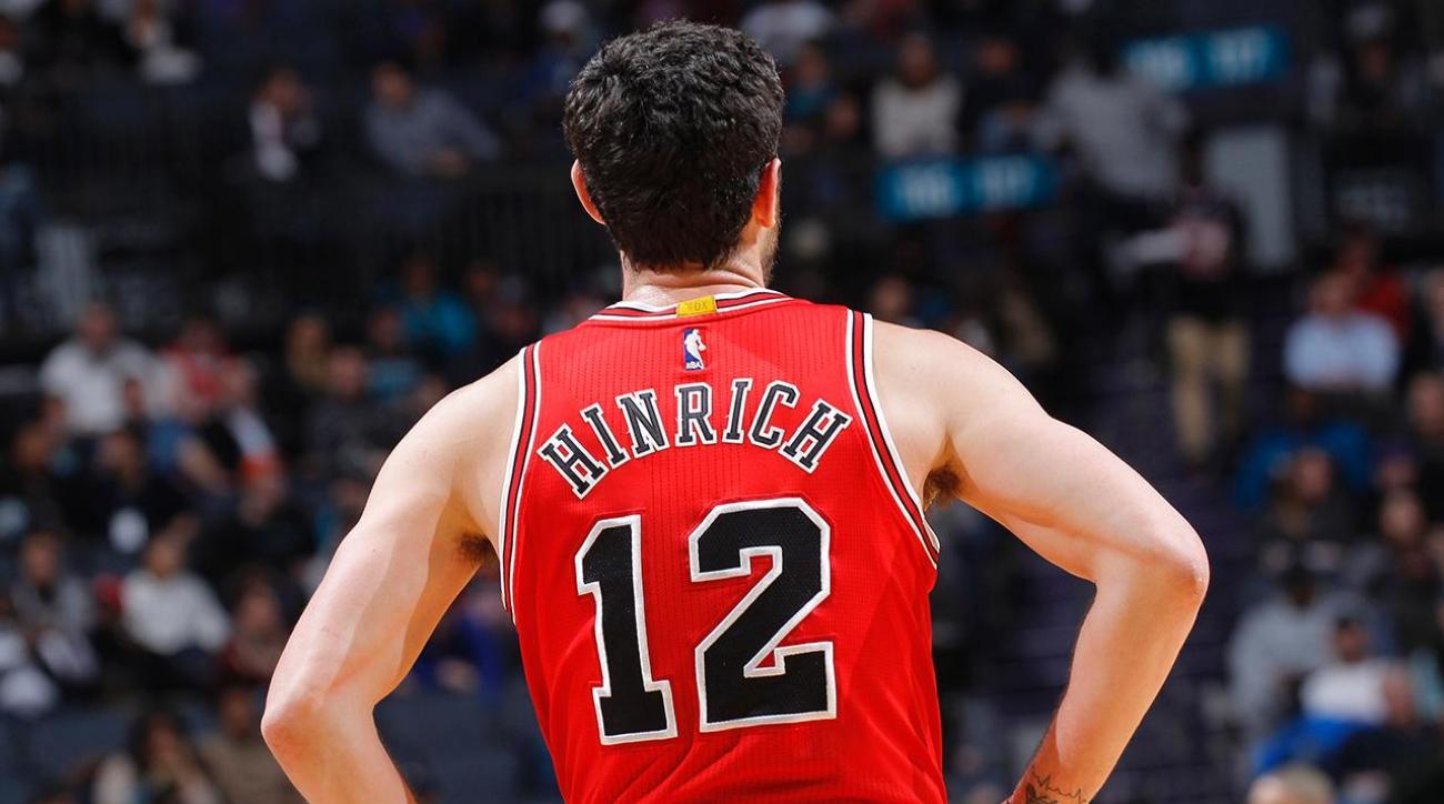 NBA Week in Review: Trading Kirk Hinrich IMG