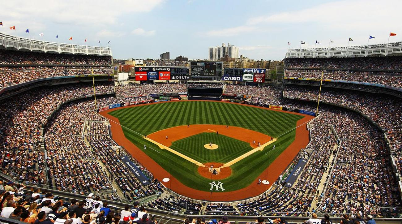 New York Yankees have most expensive season tickets in MLB IMAGE