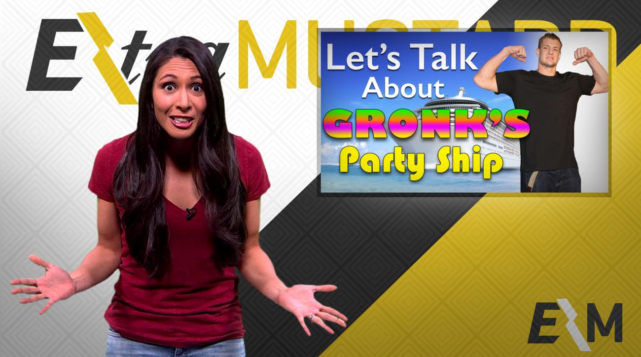 Mustard Minute: Let's talk about Gronk's Party Ship IMG