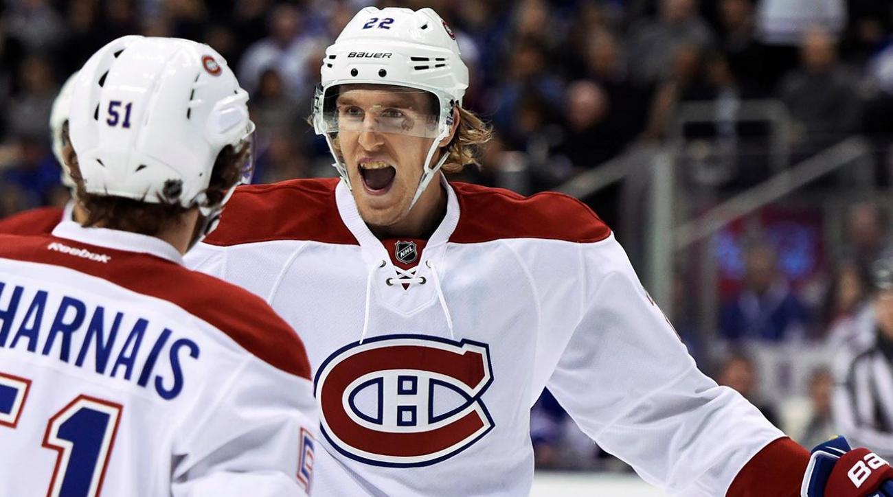 Blackhawks acquire Weise and Fleischmann from Canadiens