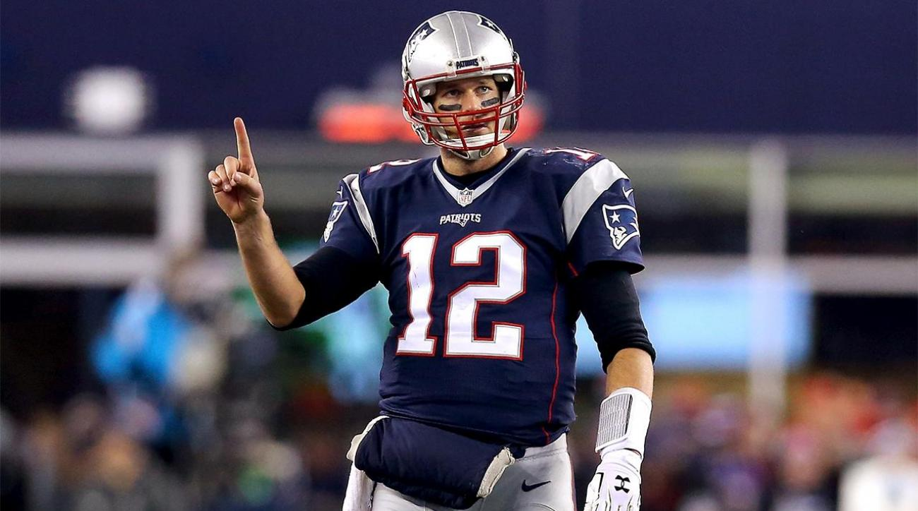 Report: Patriots, QB Tom Brady reach two-year contract extension IMAGE