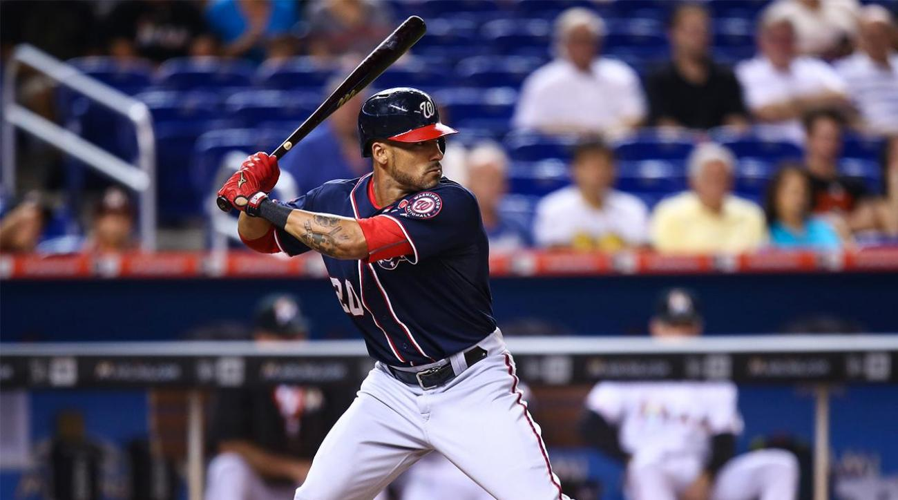 Ian Desmond signs 1-year deal with Rangers