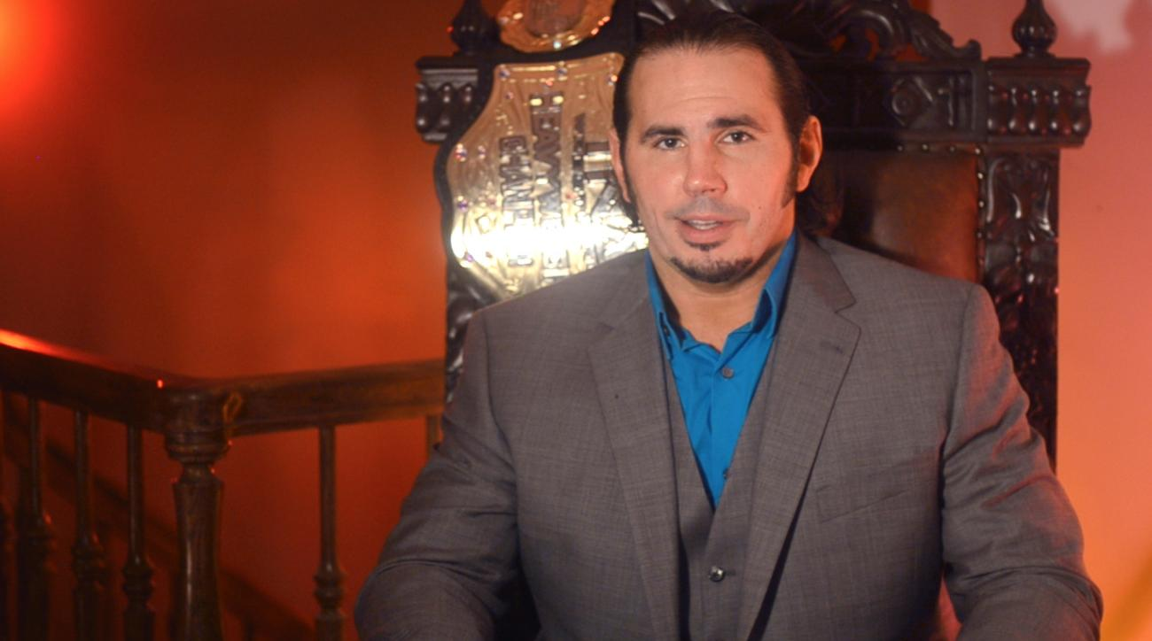 Matt Hardy discusses TNA Championship defense over EC3 IMG