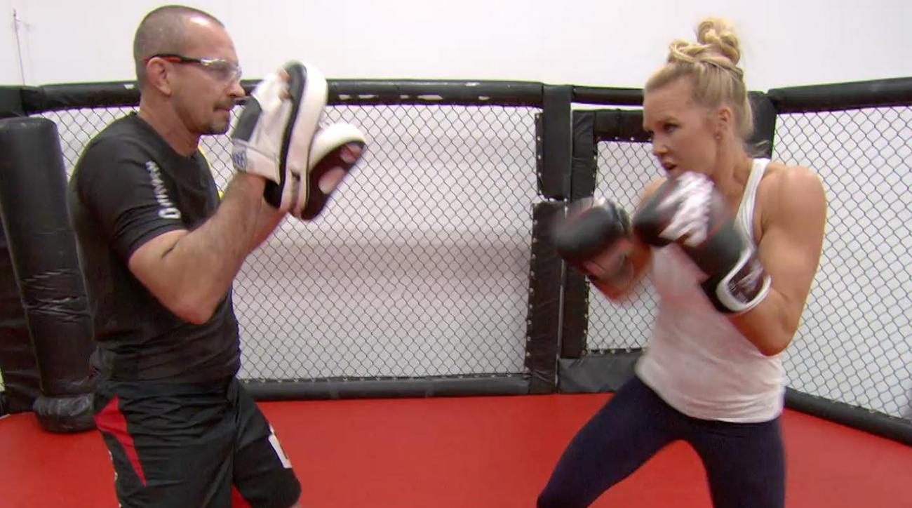 Holly Holm discusses next fight in 60 Minutes special