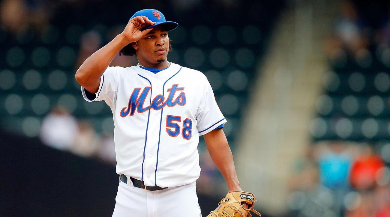 Former Mets P Jenrry Mejia says MLB ban is result of conspiracy