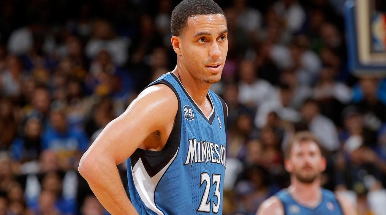 Spurs sign former Timberwolves guard Kevin Martin