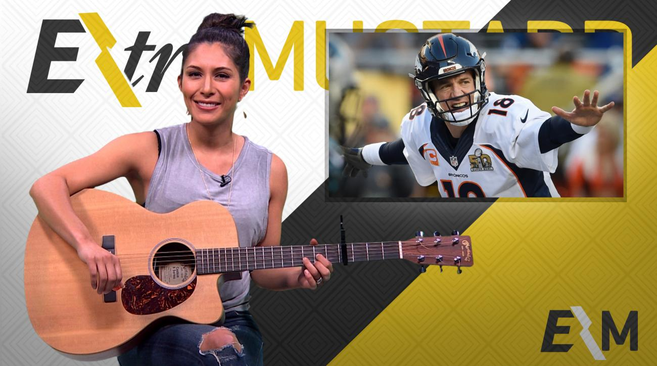 Mustard Minute: A tribute song to Peyton Manning IMG
