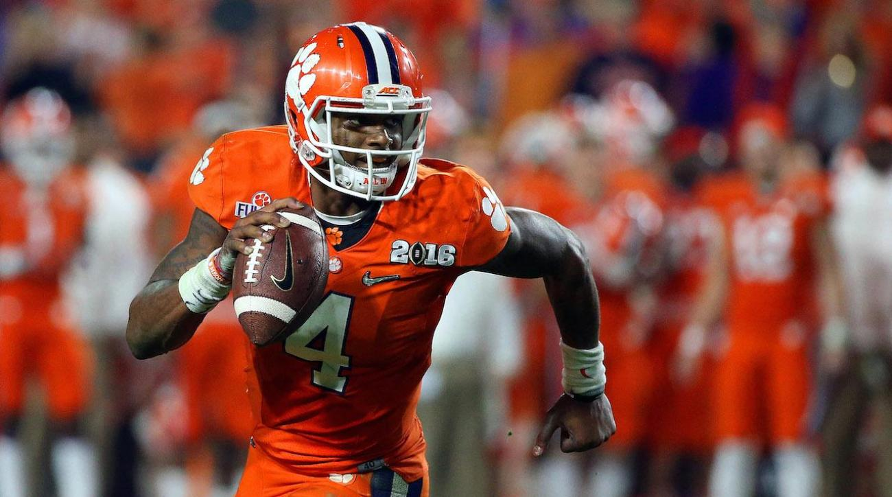 acc football, spring practice, sports illustrated, college football, clemson tigers, acc spring practice