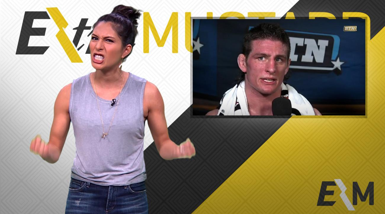 Mustard Minute: Wrestler wins championship thanks to mullet IMG