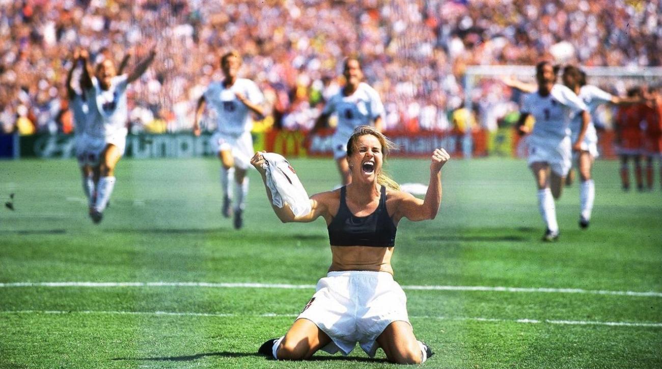 VIDEO - 1999 Women's World Cup...