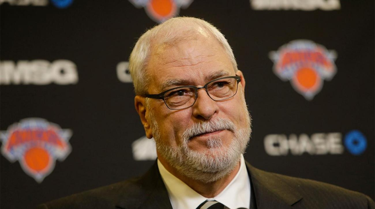 Report: Phil Jackson could coach Knicks home games in 2016-17