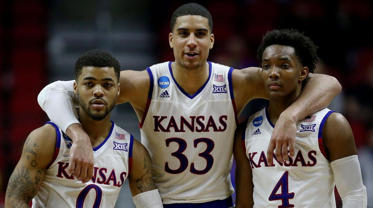 Day 3 NCAA tournament recap Kansas Jayhawks IMG