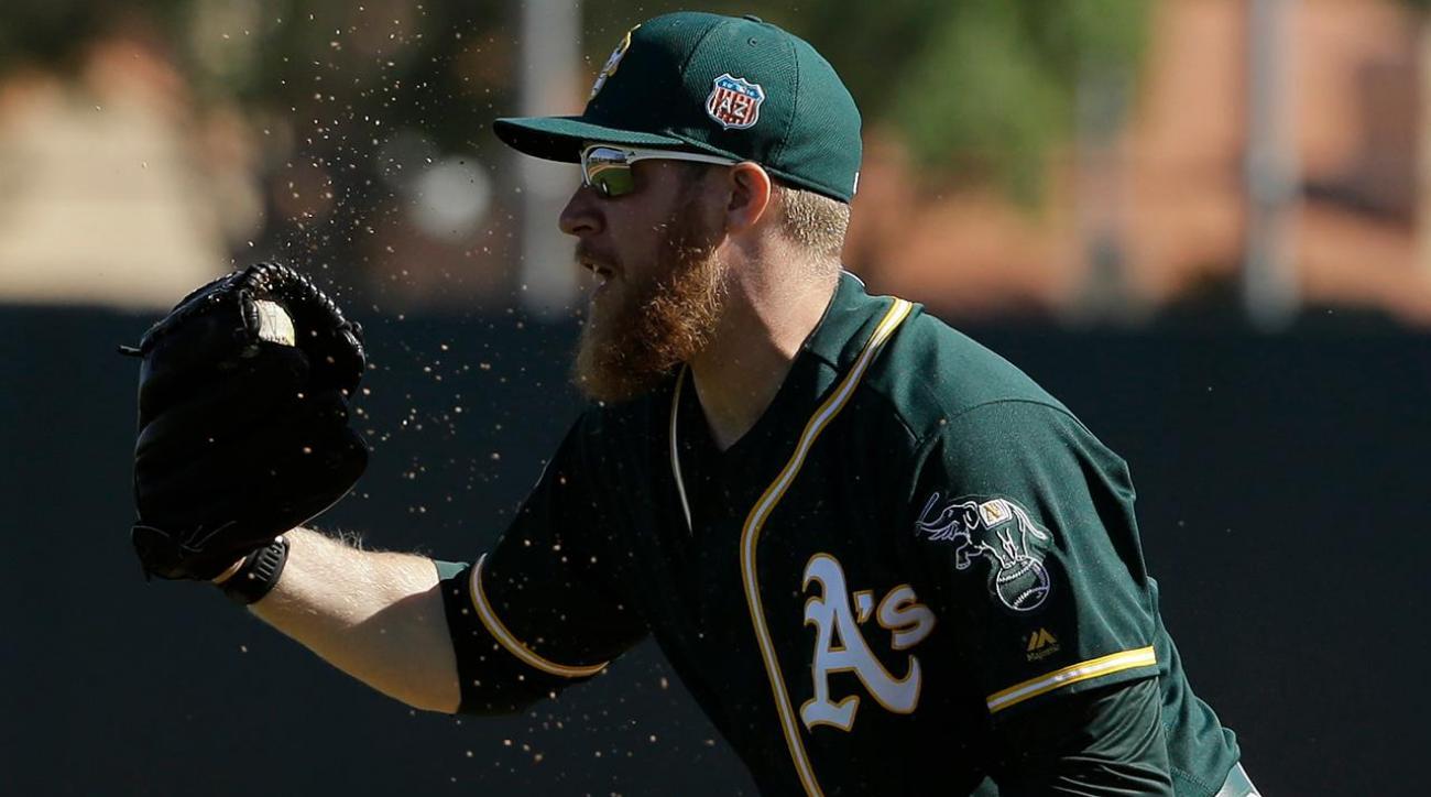 Verducci: Oakland Athletics 2016 preview