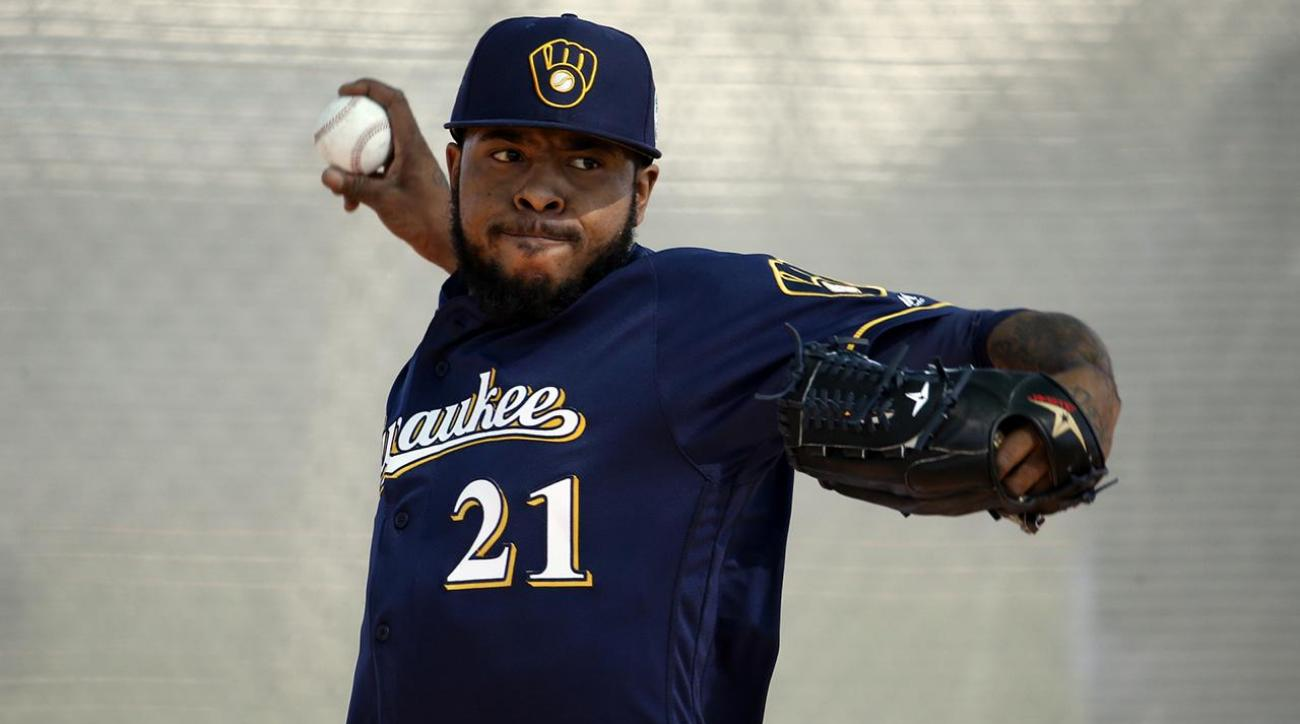 Verducci: Milwaukee Brewers 2016 preview