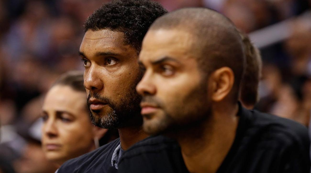 Tony Parker: Spurs likely to rest starters vs. Warriors