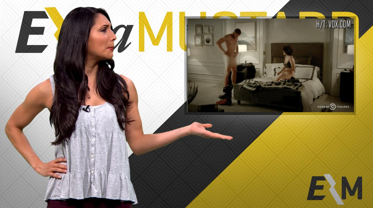 Mustard Minute: Blake Griffin's nude cameo on 'Broad City' IMG