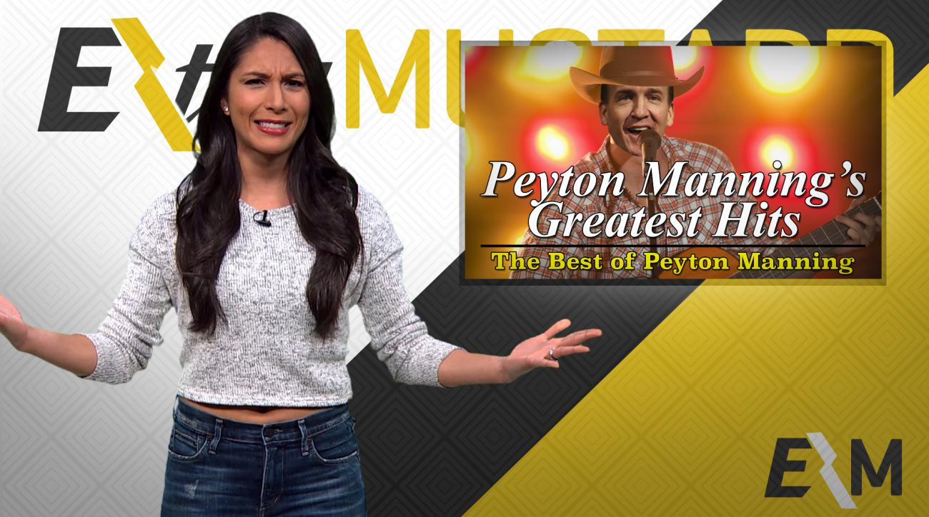Mustard Minute: Listen to 'Peyton Manning's Greatest Hits: The Best of Peyton Manning' IMG