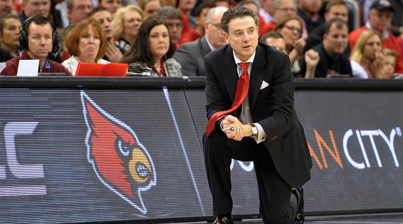 Report: Louisville to announce more sanctions on basketball team