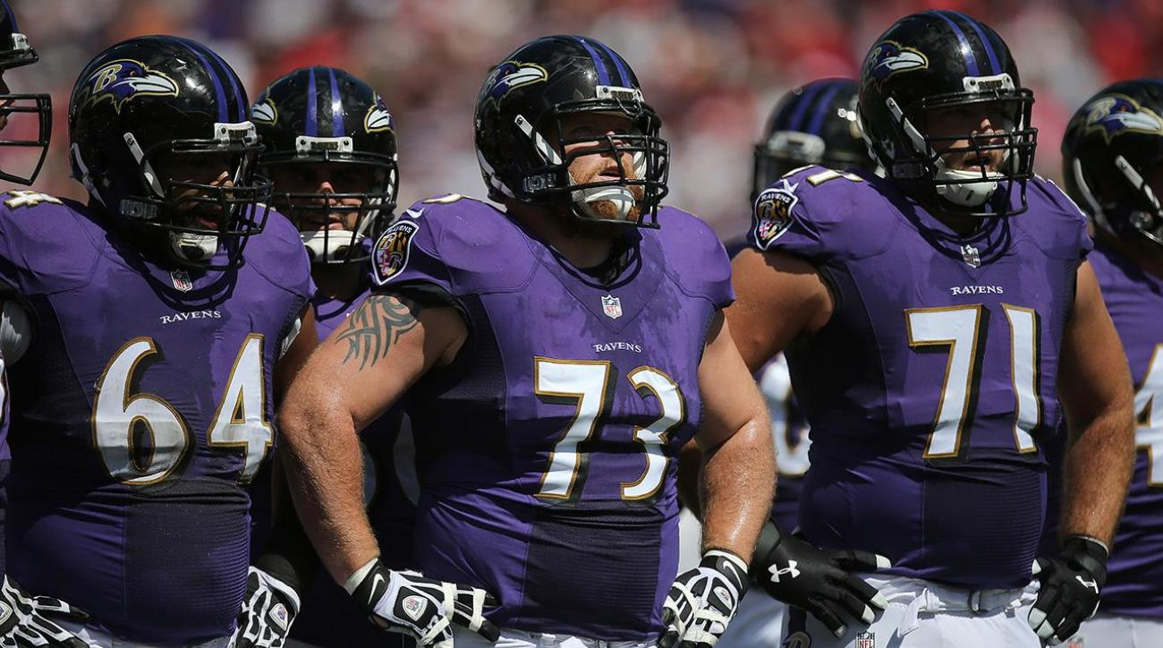 Five Questions: Baltimore Ravens's NFL draft