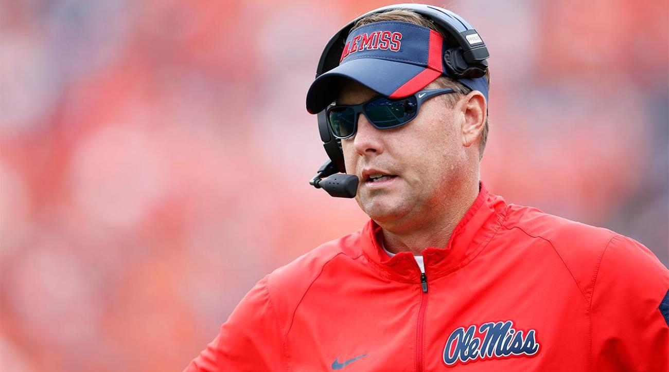 Hugh Freeze responds to Harbaugh's opposition of satellite camp ban