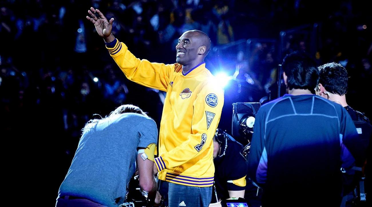 Kobe Bryant video tribute includes former players and Hollywood cameo IMAGE