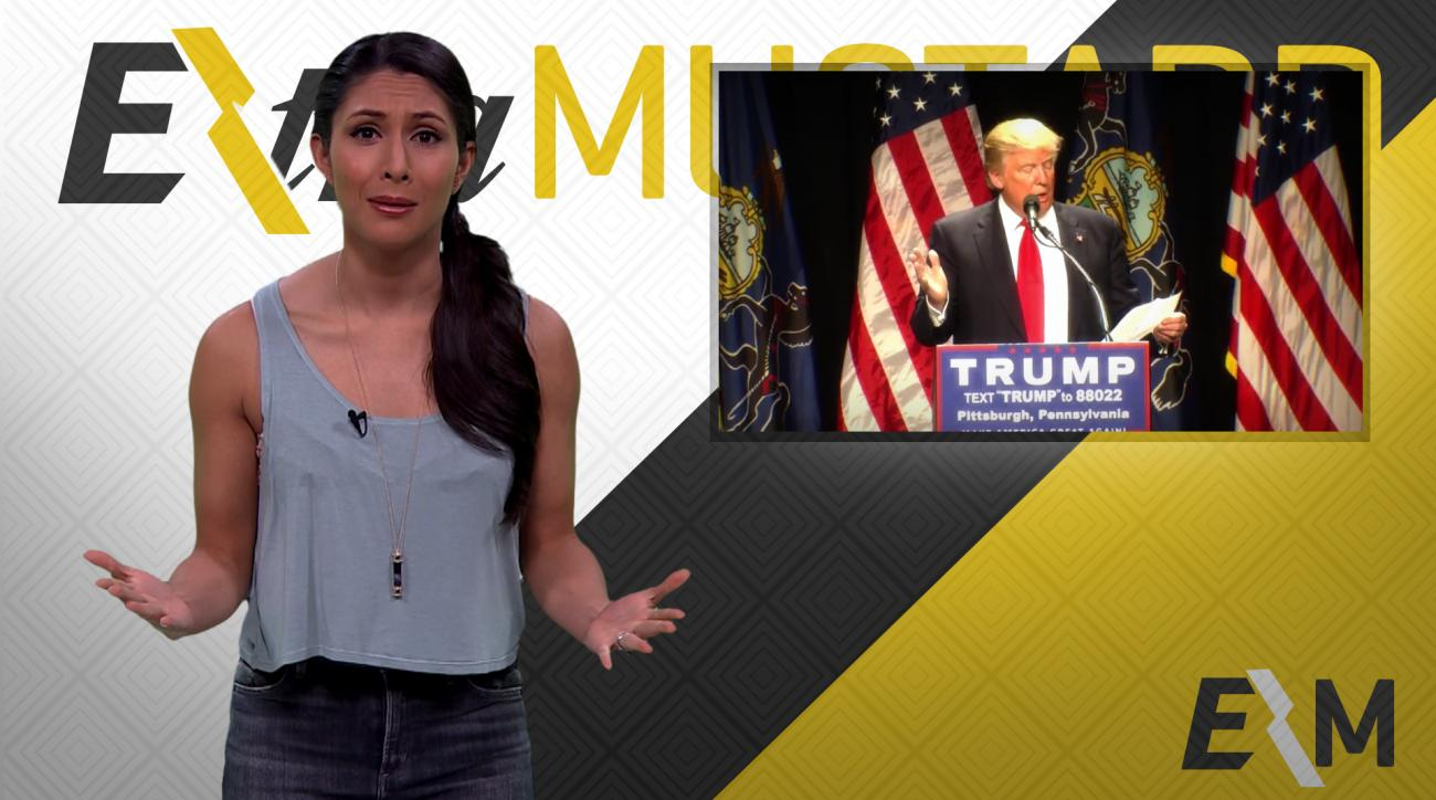 Mustard Minute: Donald Trump might want to resurrect Joe Paterno IMG