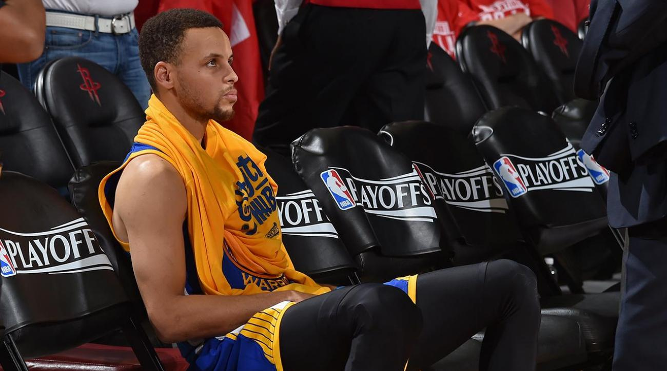 Stephen Curry out two weeks after MRI results IMG