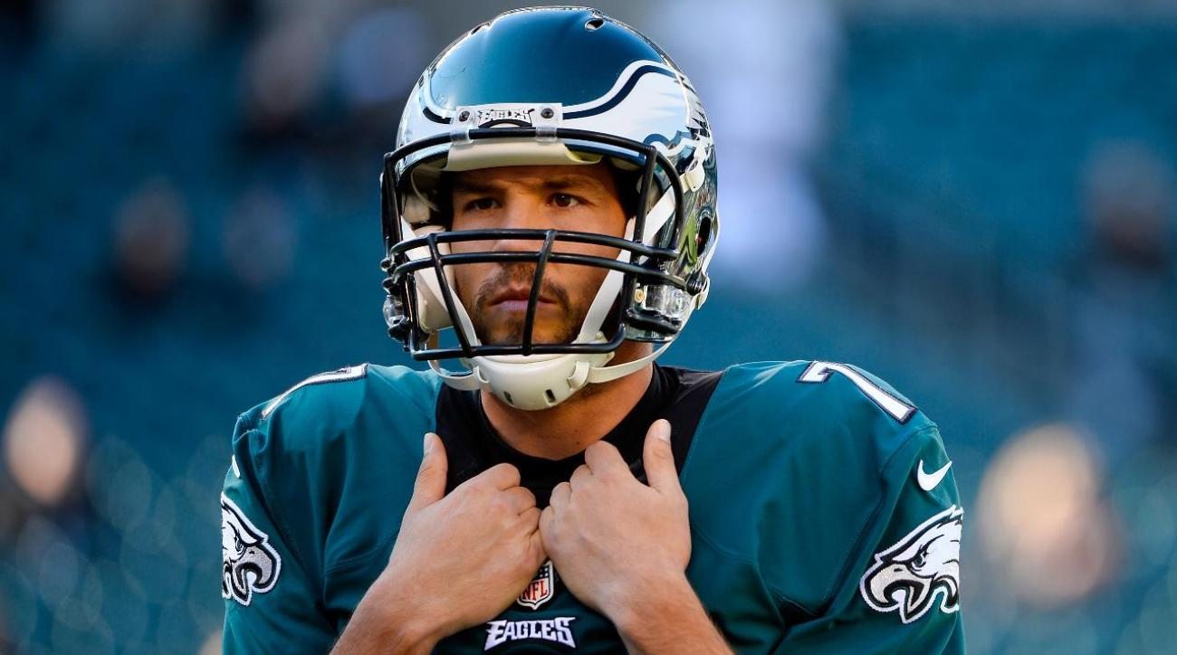 Report: Sam Bradford doesn't want to play for Chip Kelly