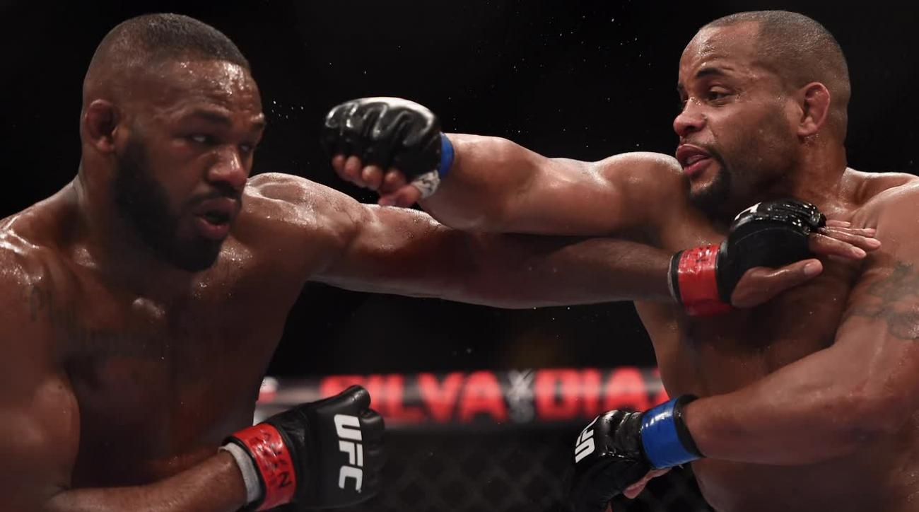 Jon Jones, Daniel Cormier headline UFC 200