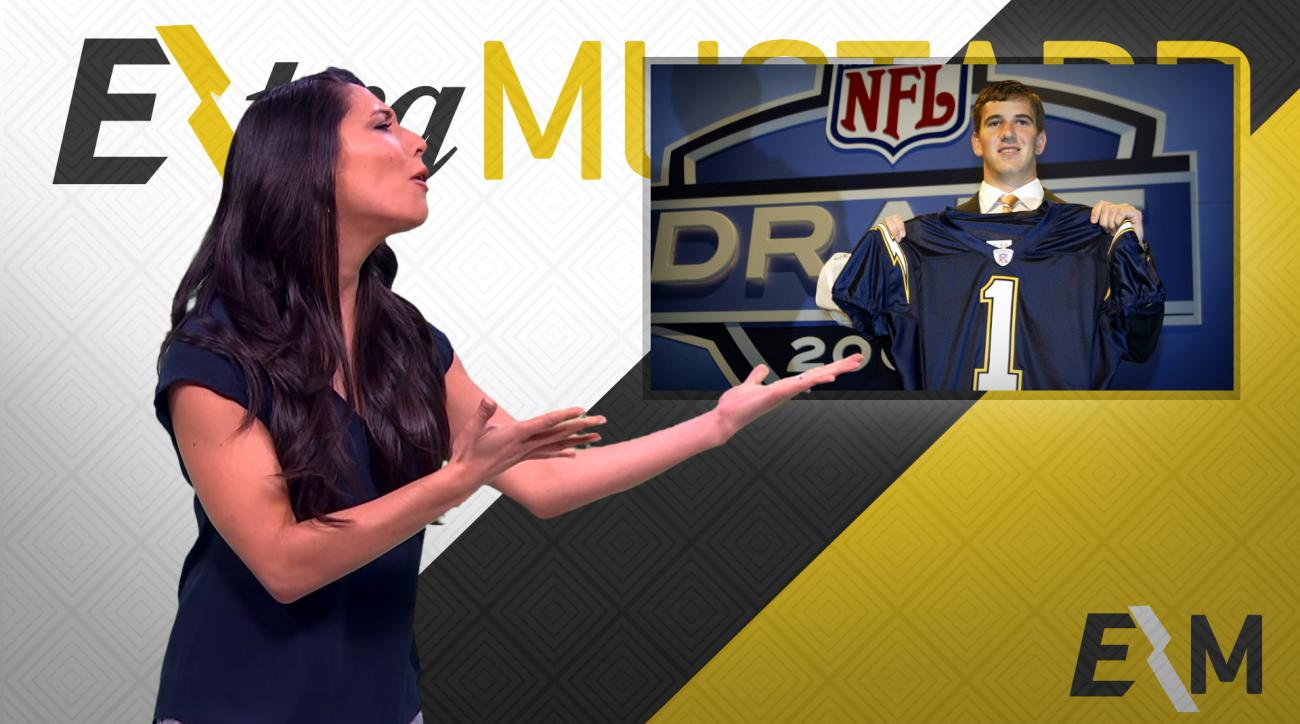 Mustard Minute: Top 3 most awkward NFL Draft moments IMG