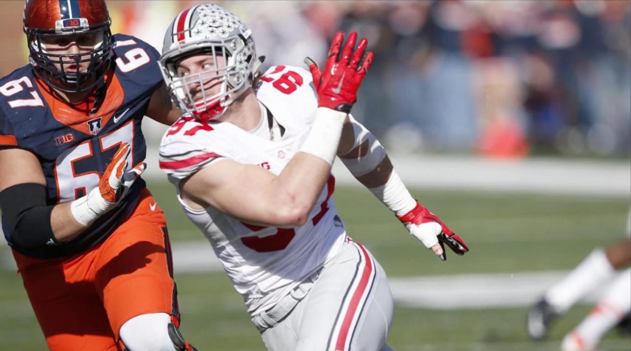 Where does Bosa fit on Chargers' defense?
